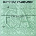 Certificat Assurancre